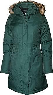 Women Arctic Parka Winter Down Jacket, Peyote Beige