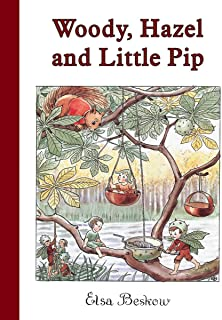 Woody, Hazel and Little Pip (Mini Edition)