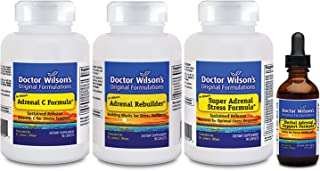 Doctor Wilson's Original Formulations Adrenal Fatigue Protocol HASF Small