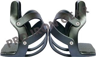 Aluminum Horse Saddle Endurance Ride Caged Safety Horse Stirrups