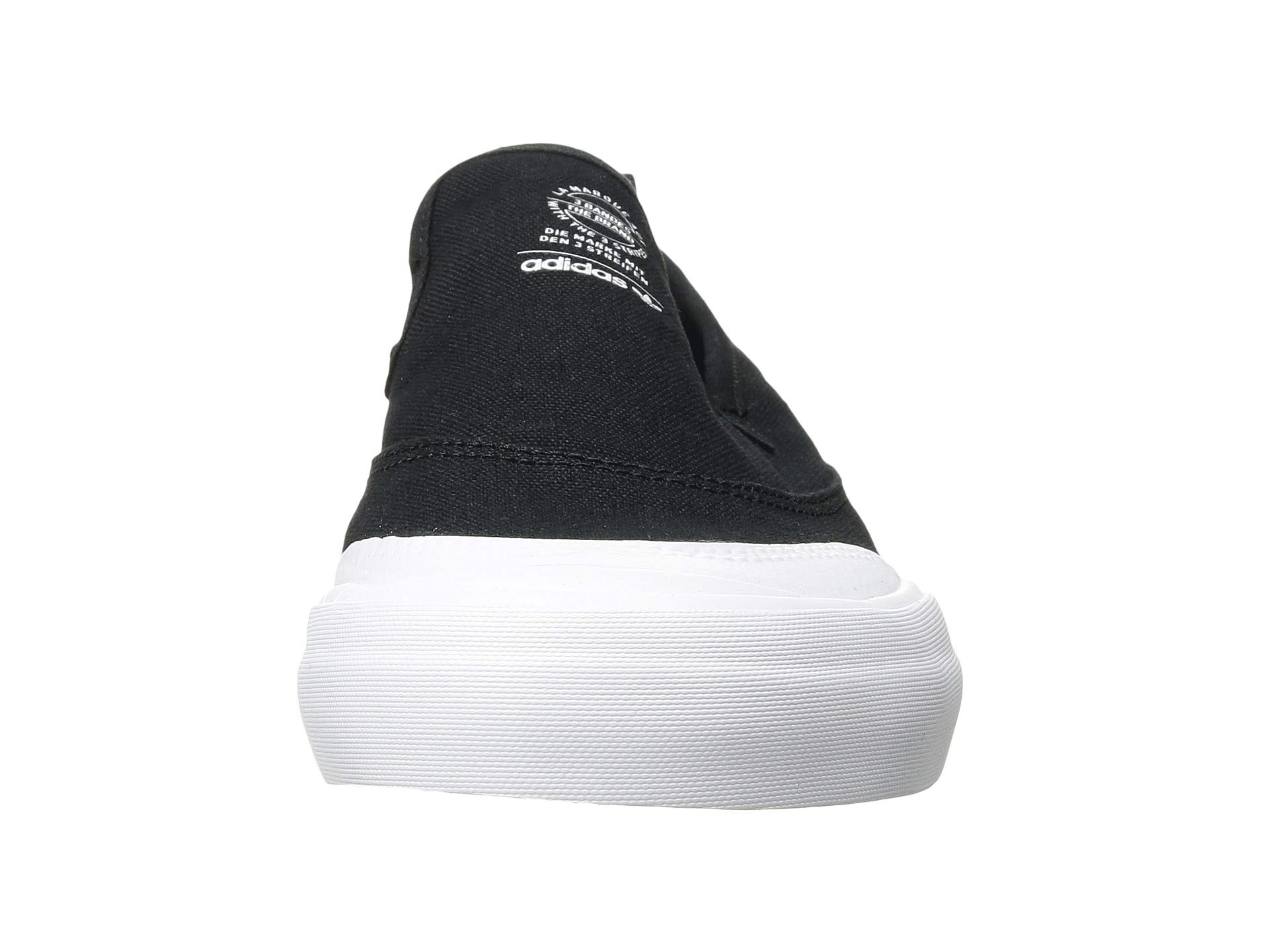white Skateboarding Adidas black Black Matchcourt Slip ASnwxPqz