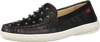 MARC JOSEPH NEW YORK Kids Boys/Girls Leather Studded Loafer