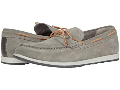 Geox Calarossa (Grey Suede) Men