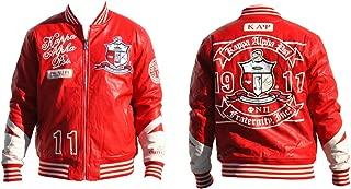 kappa alpha psi leather jacket