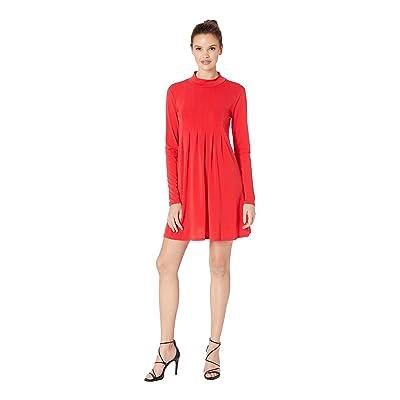 BCBGeneration Knit City Dress (Cardinal Feat) Women