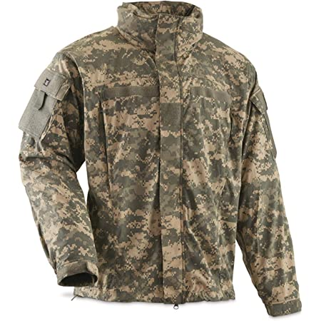 colore Giacca softshell US Army GEN.III P-T-D Verde oliva