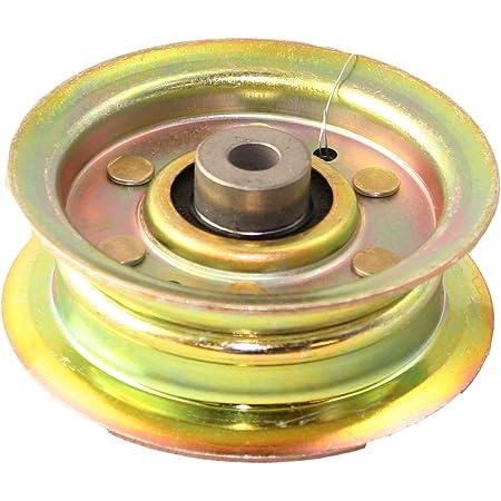 FLAT IDLER PULLEY for Husqvarna Electrolux Jonsered Poulan 532131494 532173438