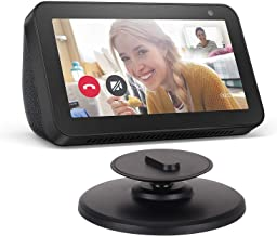 Kovake for Echo Show 5 Adjustable Stand | Easily Tilt Your Echo Show 5 to Improve Viewing Angle (Black)