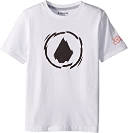 Shatter Short Sleeve Tee (Toddler/Little Kids)