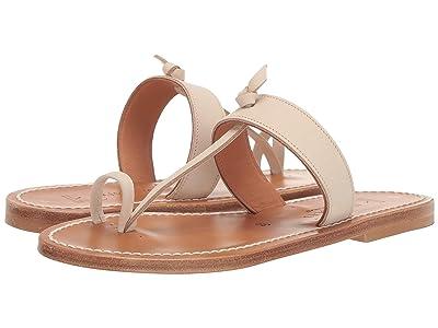 K.Jacques Ganges Pul Sandal (Nubuck Linen) Women