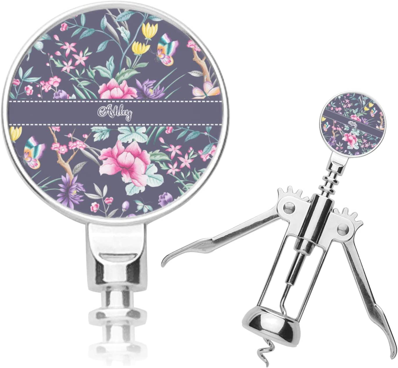 Chinoiserie famous Corkscrew Gifts Personalized