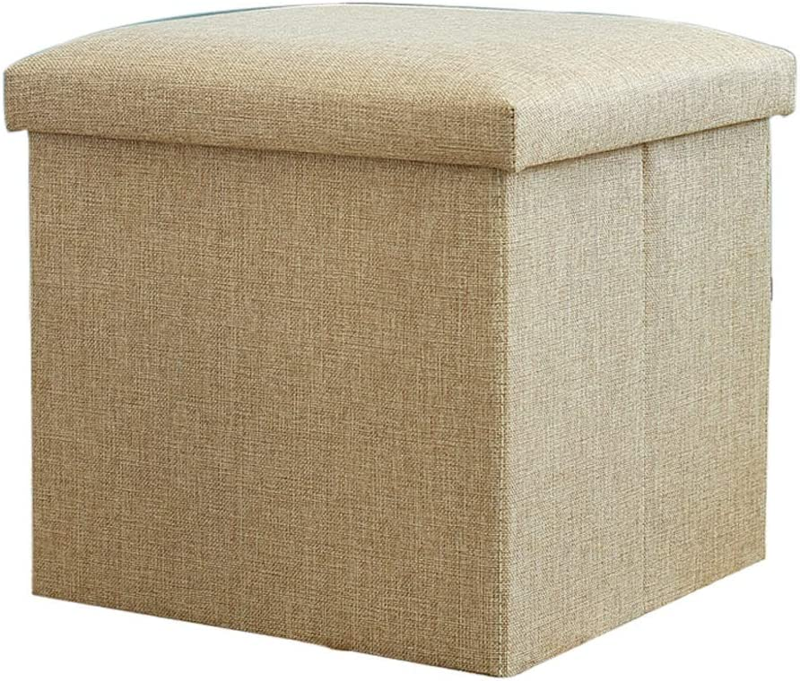 JCOCO Tucson Mall Storage Stool Max 87% OFF - Collapsible S Multi-Function