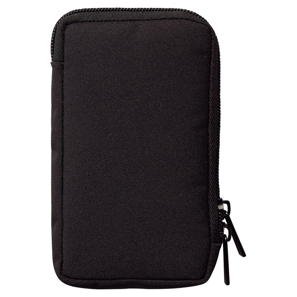 LIHIT LAB. 喜利 日本原装进口smart fit系列A-7584便携数码包 商务手机小腰包 (不含肩带) 24#黑色