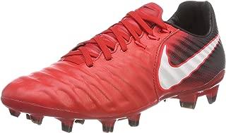 NIKE Junior Tiempo Legend VII FG Football Boots 897728 Soccer Cleats (UK 5 US 5.5Y EU 38, Gamma Blue White Obsidian 414)