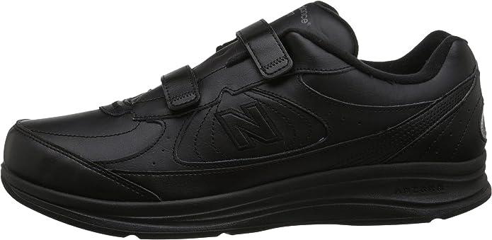 Amazon.com | New Balance Men's 577 V1 Hook and Loop Walking Shoe ...