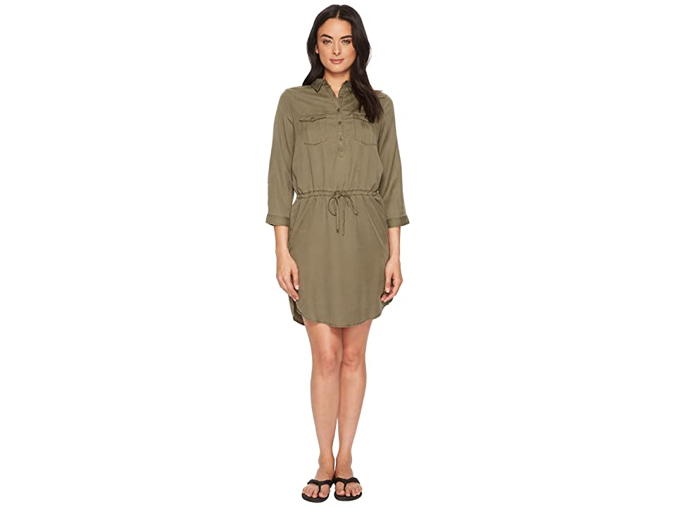 Jack Wolfskin Mojave Dress (Woodland Green) Women