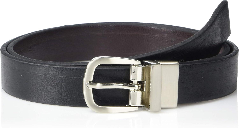 Van Heusen Boys' Reversible Dress Belt