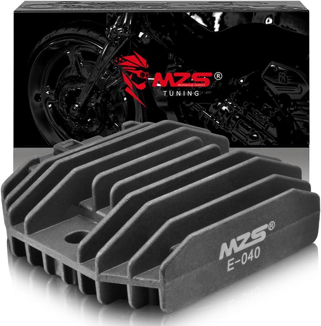 specialty shop MZS Voltage Regulator Rectifier Compatible Ninja with Max 84% OFF 250R 600R