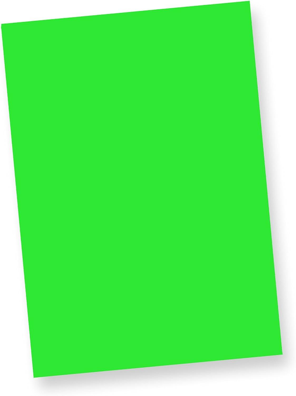 TATMOTIVE TATMOTIVE TATMOTIVE Fine50 Neonpapier Extrem Grell NEON (500 Blatt) DIN-A-4, 80 g qm farbiges Briefpapier, Leuchtpapier - Grün B00WWNXGCW  | In hohem Grade geschätzt und weit vertrautes herein und heraus  4f4e36