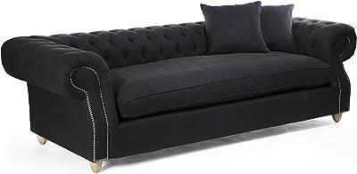 Amazon.com: BestMassage Corner Sofas Sets for Living Room ...