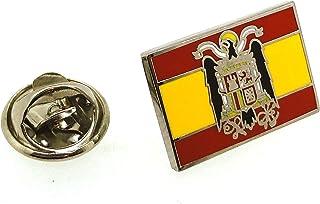 Gemelolandia   Pin de Traje del Bandera de España Aguila San Juan   Complementos Originales de Hombres y Niños Para Chaque...