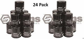Stens 24 Pack 120-990 Oil Filter for Ariens 21380000 21527000 21535800