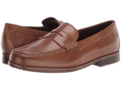 Rockport Curtys Penny (Cognac) Men