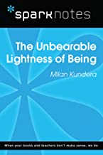 The Unbearable Lightness of Being (SparkNotes Literature Guide) (SparkNotes Literature Guide Series) (English Edition)