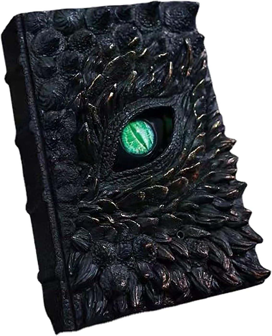 Very popular! Fashionable Halloween Animated Dragon Eye Book Home Be Living Room