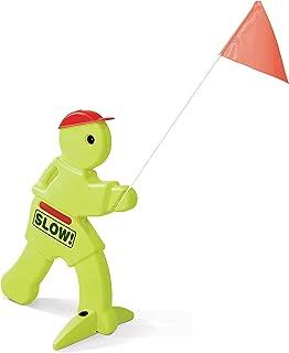 Step2Visual Warning Alert Kid Safety Cover Green