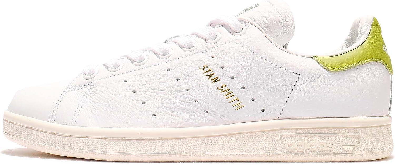 Adidas Men's Stan Smith, White Yellow