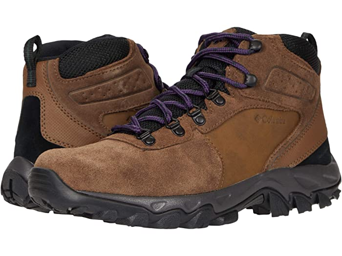 Columbia Mens Newton Ridge Plus Ii Waterproof Hiking Shoe