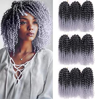 Amazon.com Grey Hair Extensions