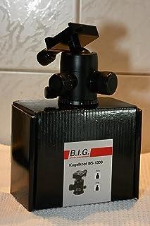 B.I.G. 425834 BS 1300 Kugelkopf schwarz