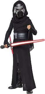Boy's Star Wars Force Awakens Kylo Ren Outfit Child Halloween Costume