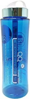 BlueQQ FDA Certified Premium Alkaline Mineral Ionizer Water Bottle Table Use