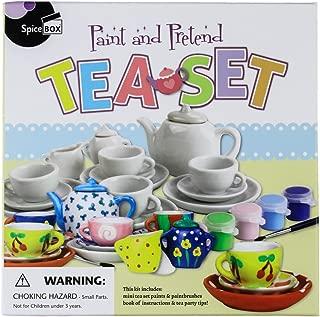 Best paint and pretend tea set Reviews