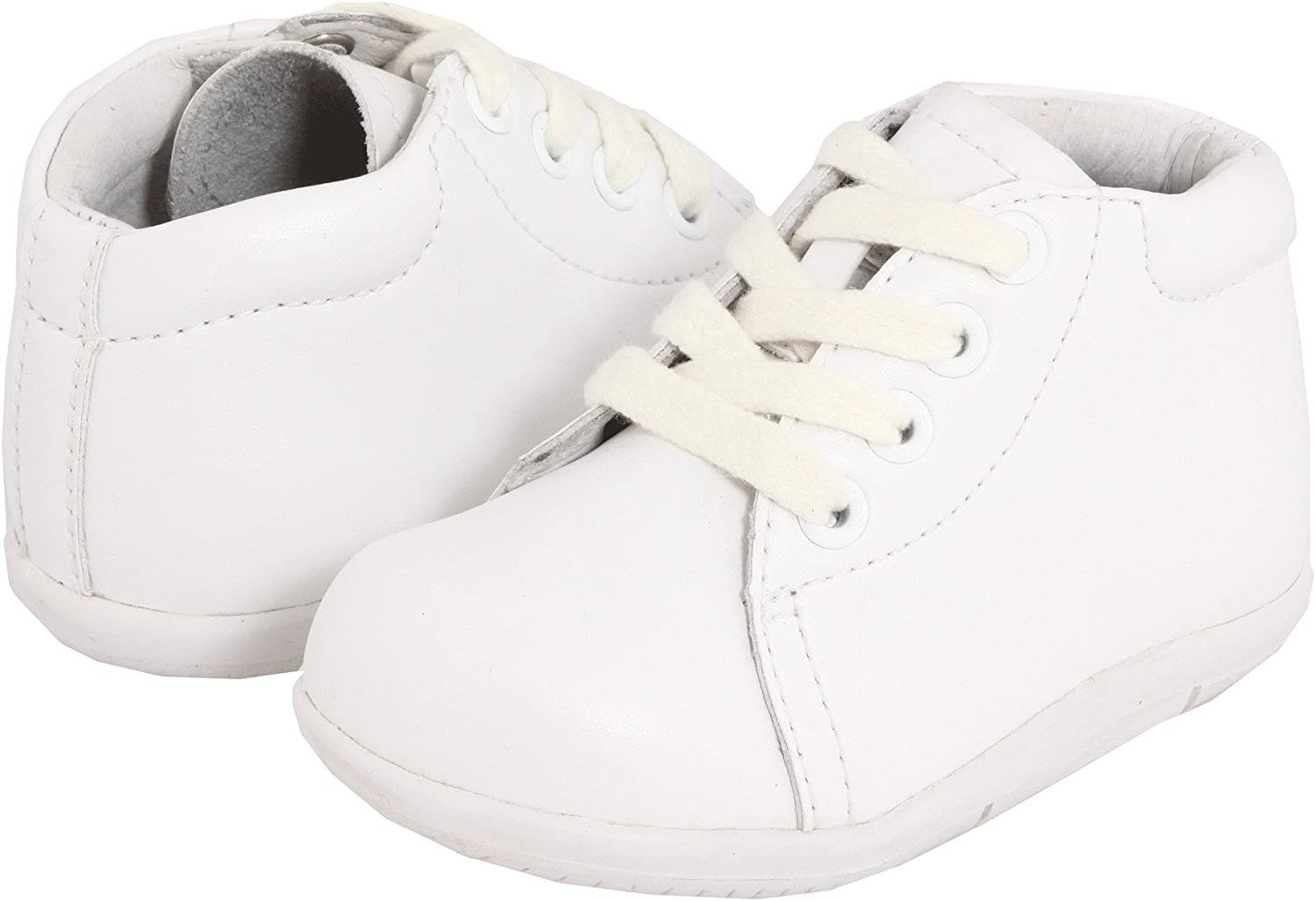   Stride Rite SRT Baby and Toddler Boys Elliot Leather Sneaker   Sneakers