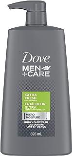 Dove Men + Care Body Wash Extra Fresh 695 ml, 0.876 kilogram
