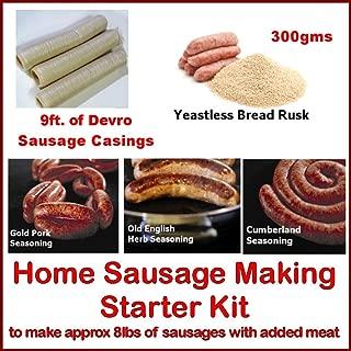 Best british sausage making kit Reviews
