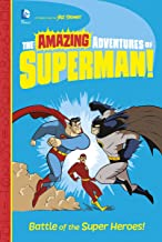 Battle of the Super Heroes! (The Amazing Adventures of Superman!)