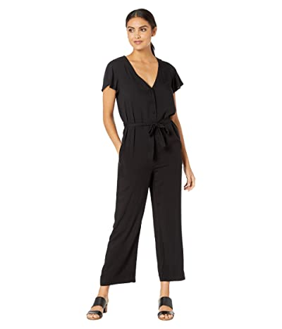 Paige Catalia Jumpsuit (Black) Women