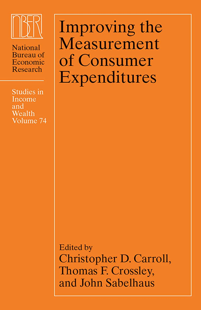 タヒチスパンフェッチImproving the Measurement of Consumer Expenditures (National Bureau of Economic Research Studies in Income and Wealth Book 74) (English Edition)