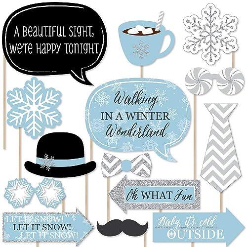 Winter Wonderland Party Decorations Amazon.com
