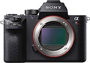 Sony Alpha 7 R II - Cámara evil de fotograma completo (42,4 MP, enfoque automático rápido  0.02s, estabilización de imagen óptica de 5 ejes, 4K HLG)