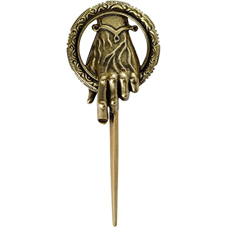 The Noble Collection Game of Thrones - Pin del Mano del Rey