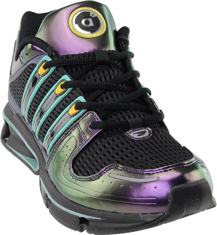 Adidas Men's Original A3 Twinstrike shoes Black gold Aqua