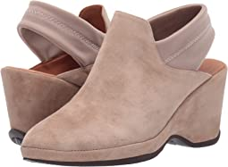 Taupe Kid Suede