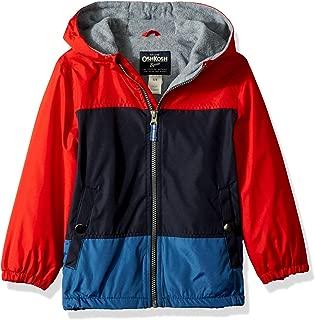 Boys' Jersey-Lined Lightweight Jacket