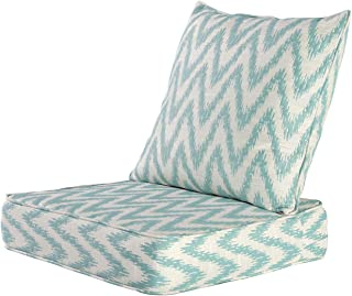 Best black and tan patio cushions Reviews